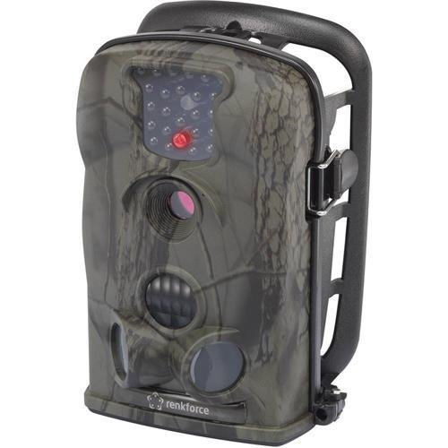 Fotopasca Renkforce IR12MP, 12 MPix, čierne LED diody, maskáčová 406118