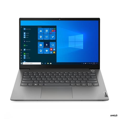"LENOVO ThinkBook 14 G2 ARE - Ryzen 7 4700U@4.1GHz,14"" FHD IPS,16GB,512SSD,AMD Radeon Graphics,USB-C,cam,Šedá,W10H,1r c-i 20VF003SCK"