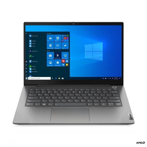 "LENOVO ThinkBook 14 G2 ARE - Ryzen 7 4700U@4.1GHz,14"" FHD IPS,16GB,512SSD,AMD Radeon Graphics,USB-C,cam,Šedá,W10H,1r c-i 20VF003SCK"