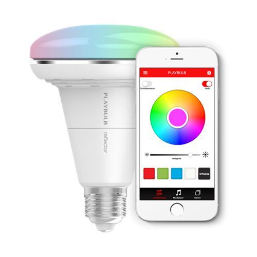 MiPow Playbulb Reflector smart LED Bluetooth žiarovka MP-BTL202