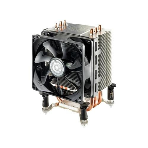 Chladič Coolermaster Hyper TX3 EVO,sct. 1155/1156/775/AM2/AM3/939/754 s.silent RR-TX3E-22PK-R1