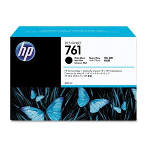 Kazeta HP CM991A  No. 761 ink matte black 400ml