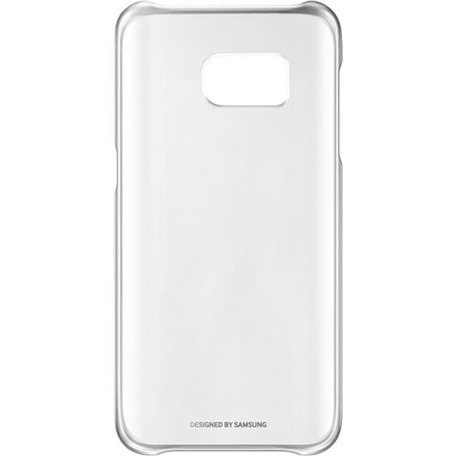 Samsung Clear Cover pre S7 (G930) Silver
