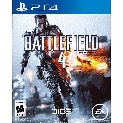 PS4 hra - Battlefield 4