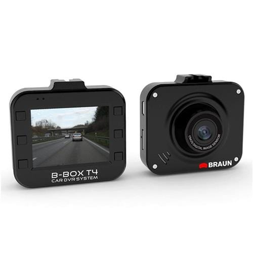 Kamera do auta BRAUN B-Box T4 CarCamera (full HD, microSD,G-sens)