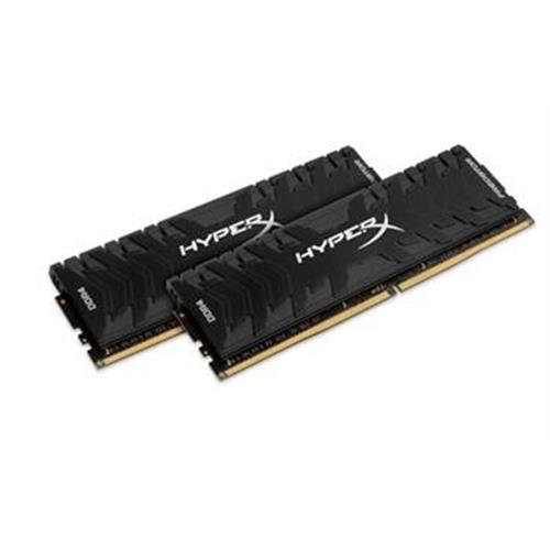 Kingston 16GB DDR4-3333MHz CL16 HyperX Predator Black XMP (2x8GB)