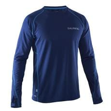 SALMING Running LS Tee Men Navy XL