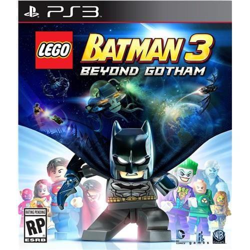 PS3 hra - LEGO Batman 3: Beyond Gotham