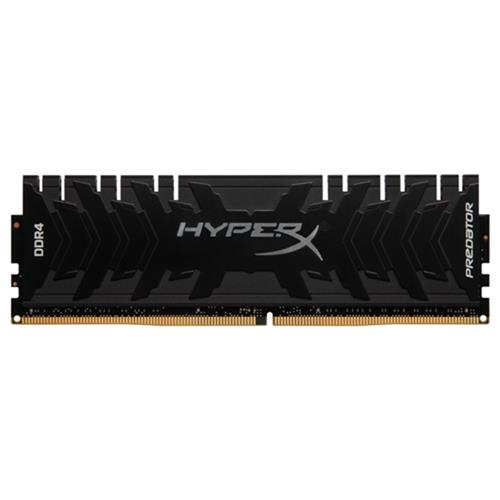 Kingston 16GB DDR4-3000MHz CL15 HyperX Predator Black XMP