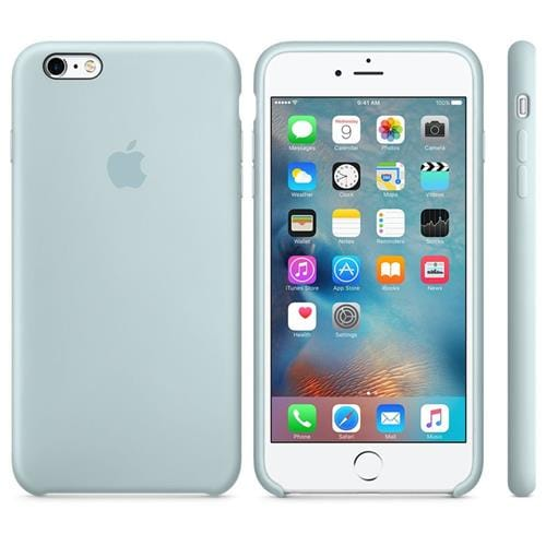 Apple iPhone 6S Plus Silicone Case Turquoise