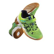 SALMING Viper Kid Velcro Gecko Green 13 UK, 31 1/3 EUR