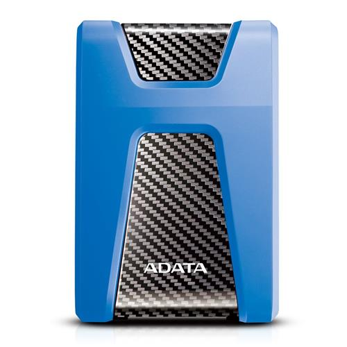Ext. HDD ADATA HD650 2TB 2.5'' Blue 3.1 AHD650-2TU31-CBL