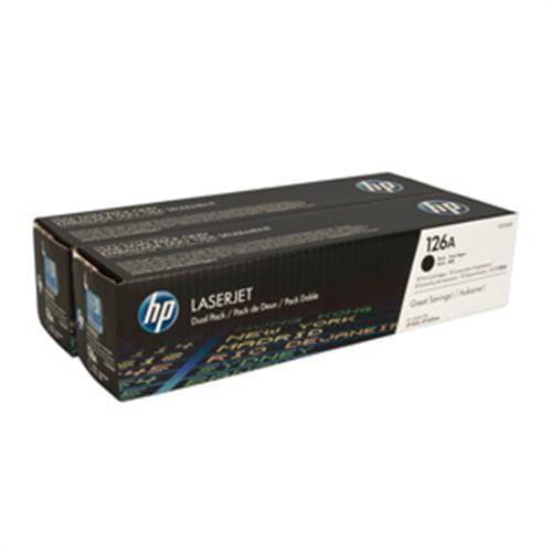 Toner HP CE310AD DualPack Čierny HP126 pre LJ Pro CP1025/nw