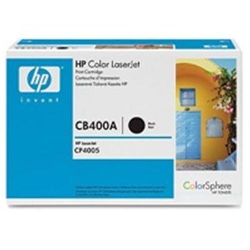 Toner HP CB400A CLJ CP4005, 75 00 strán Black