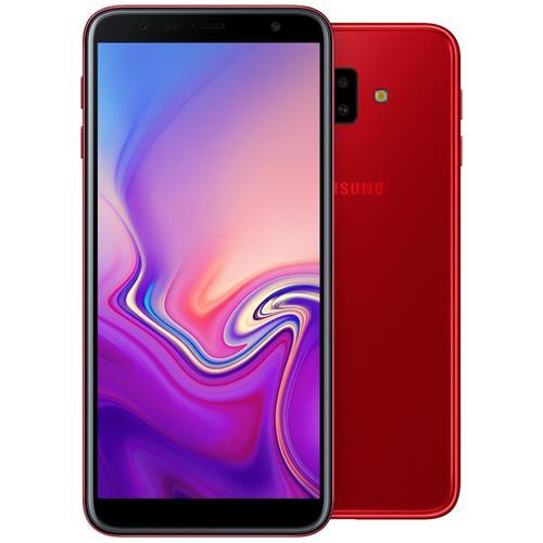 Samsung Galaxy J6+ SM-J610 Red DualSIM SM-J610FZRNXEZ