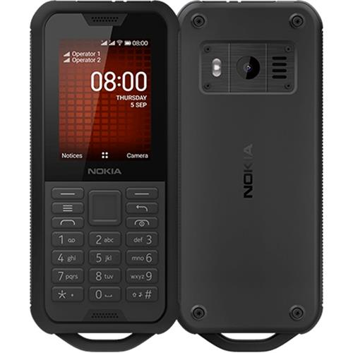 Nokia 800 Tough Black 16CNTB01A02