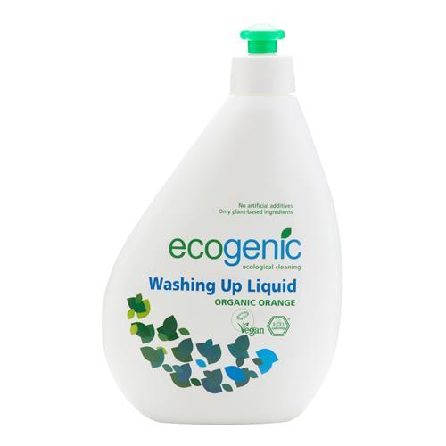 ECOGENIC prípravok na umývanie riadu s pomarančom 500 ml 952113
