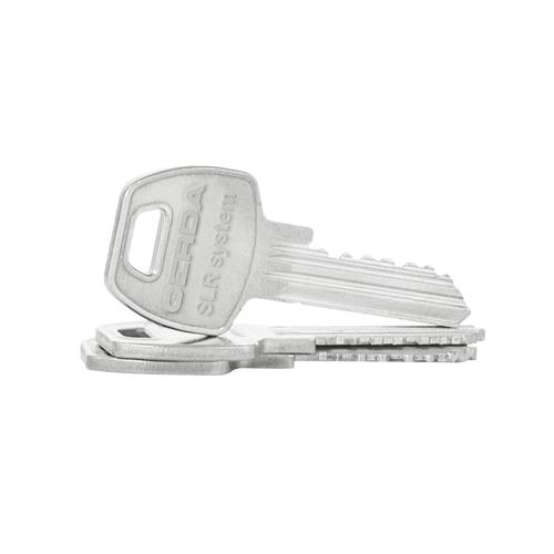 Náhradný kľúč k cylindrickej vložke Gerda pre Danalock DL-315177