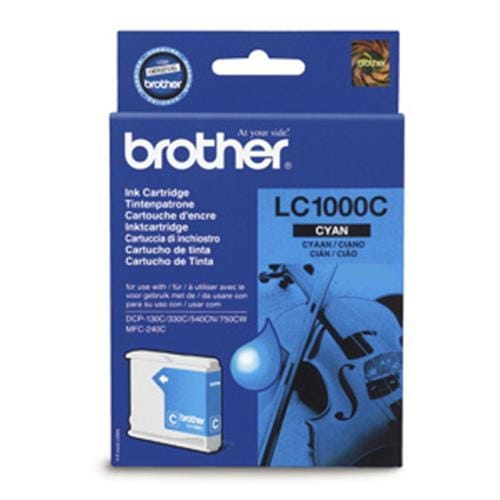 Kazeta BROTHER LC-1000 Cyan DCP-330C/540CN