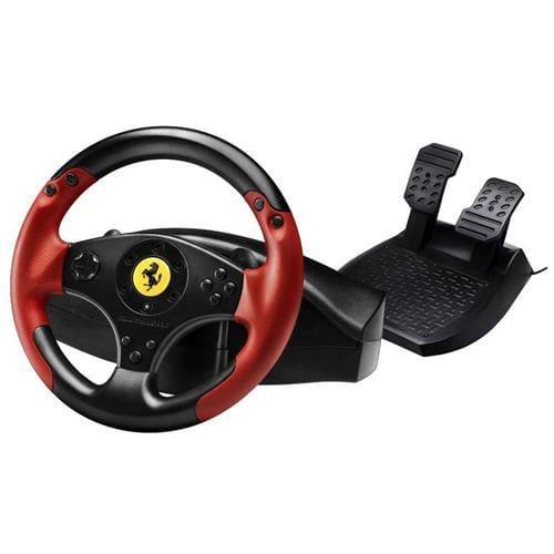 Sada volantu a pedálov Thrustmaster Ferrari Racing Wheel Red Legend Edícia pre PS3 a PC 4060052