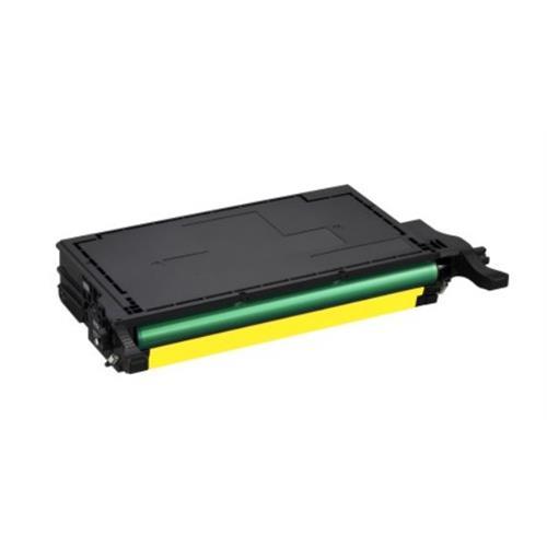 SAMSUNG CLT-Y6092S Yellow Toner Crtg SU559A