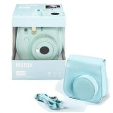Fujifilm Instax Mini 9 Ice Blue + 10ks film + puzdro 770100138441