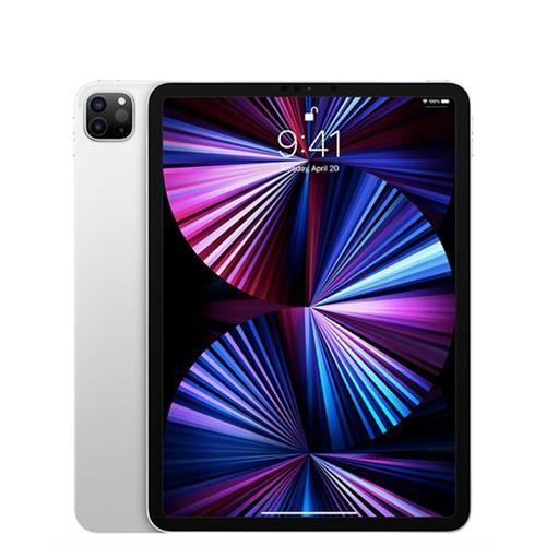 """Apple iPad Pro 11"""" Wi-Fi 256GB Silver (2021) MHQV3FD/A"""
