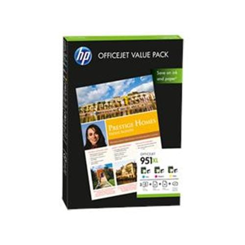 Kazeta HP CR712AE No.951 XL Officejet Value pack
