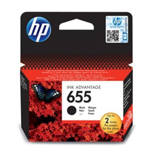 Kazeta HP CZ109AE No.655 Čierna atramentová náplň