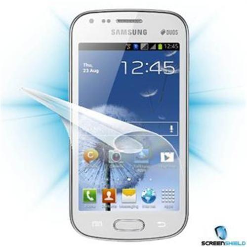 Screenshield fólia na displej pre Samsung Galaxy S Duos (S7562) SAM-S7562-D