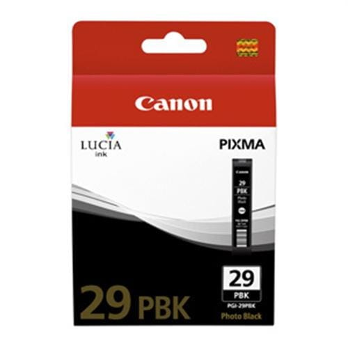 Kazeta CANON PGI-29PBK photo black PIXMA Pro 1 4869B001