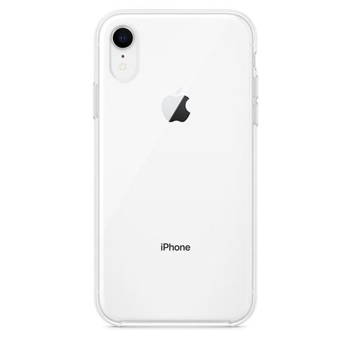 Apple iPhone XR Clear Case mrw62zm/a