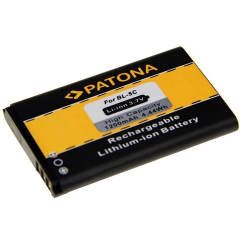 PATONA batéria pre mobilný telefón Nokia BL-5C 1200mAh 3,7V Li-Ion PT3036