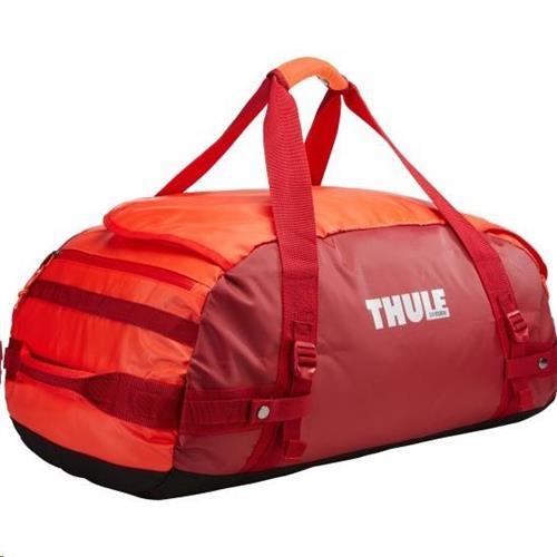 THULE cestovná taška Chasm, 70 l, oranžovo-červená TL-CHASM70RO