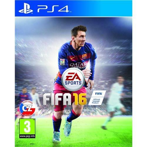 PS4 hra - FIFA 16