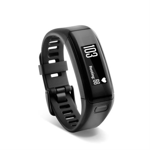 Garmin vívosmart HR, Black