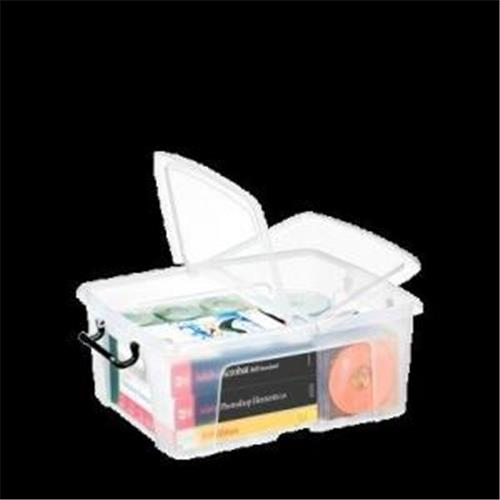 Plastový box s vekom 24l CP730110