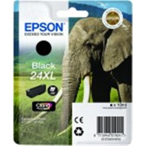 Kazeta EPSON XP-850 black 24XL