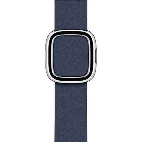 Apple Watch 40mm Deep Sea Blue Modern Buckle - Medium MXPE2ZM/A