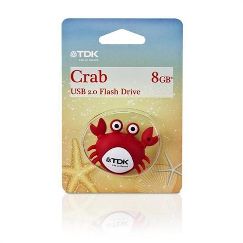 USB Kľúč 8GB TDK Fun series, Krab