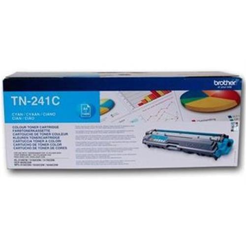 Toner BROTHER TN-241 Cyan HL-3140CW/3150CDW/3170CDW, DCP-9020CDW, MFC-9140CDN TN241C