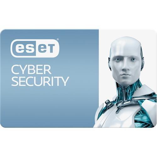 ESET Cybersecurity pre Mac 3 lic. + 1 ročný update - elektronická licencia