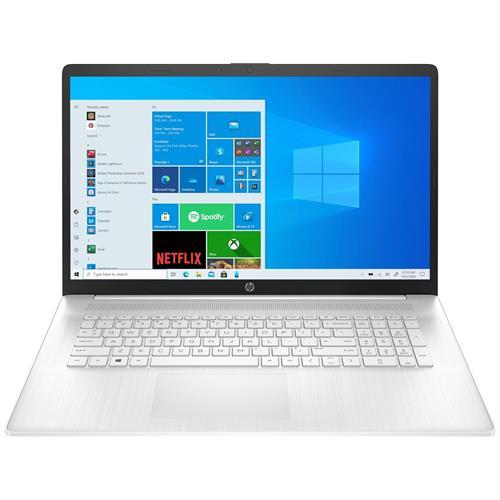 HP Laptop 17-cn0009nc i7-1165G7/16/1+512/W10/White 4A6F1EA#BCM