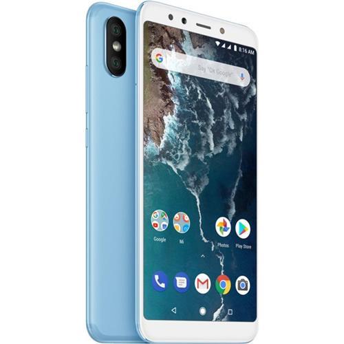 Xiaomi Mi A2 (6GB/128GB), Blue 6941059609889