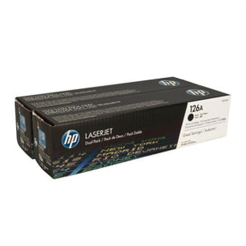 Toner HP CB540AD DualPack Čierny toner pre LJ CP1215/1515