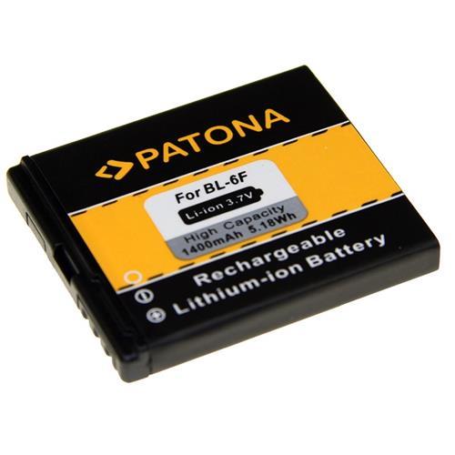 PATONA batéria pre mobilný telefón Nokia BL-6F 1400mAh 3,7V Li-Ion PT3042