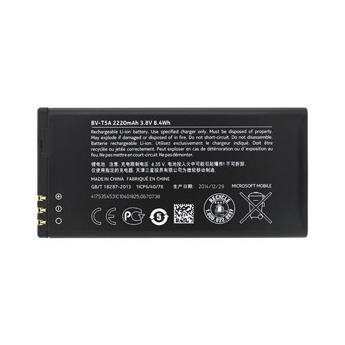 Nokia batéria BV-T5A 2220mAh Li-Ion (Bulk) 8592118802604