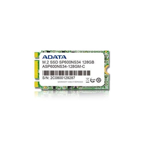 SSD ADATA SP600NS34 128GB M.2 SATA 2242 ASP600NS34-128GM-C