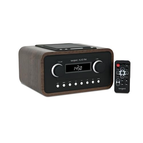 Rádio Tangent ALIO FM/dock Walnut 21063