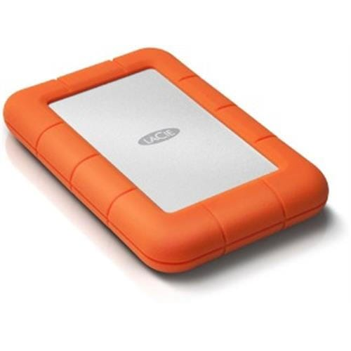 Ext. HDD LaCie Rugged Mini 1TB, 2.5'' USB 3.0, 5400RPM, odolný